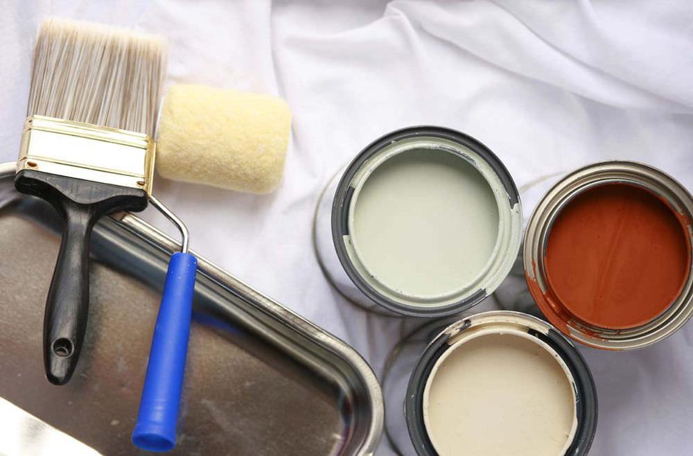 Особенности применения резиновой краски