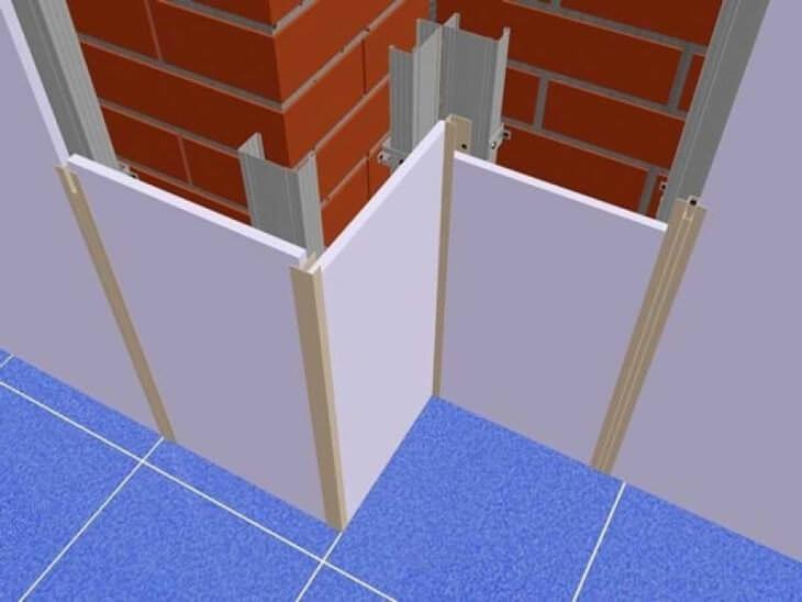 Особенности выбора и монтажа пластика на стены