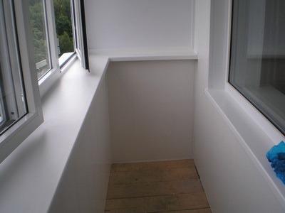 Отделка балконов внутри: фото вариантов дизайна и подходящие отделочные материалы