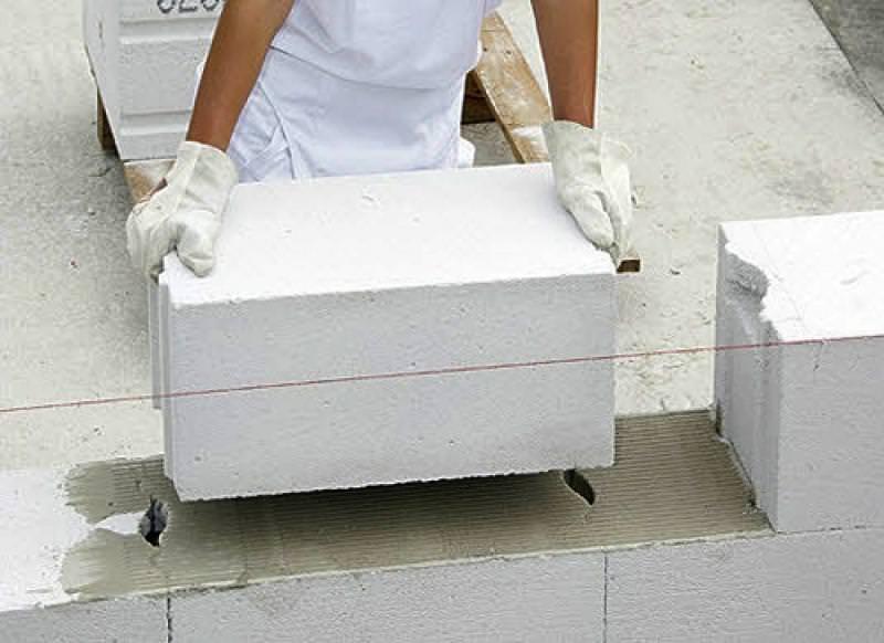Отзыв о применении газосиликатных блоков в строительстве дома, характеристики