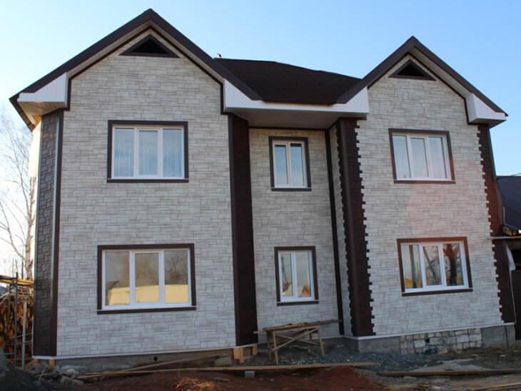 Панели фасадные Fineber – лучший выбор для отделки дома