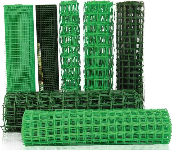 Пластиковая сетка для забора — простое и надежное современное ограждение