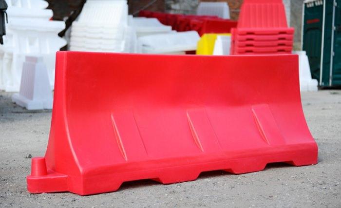 Пластиковые ограждения для дорожных работ