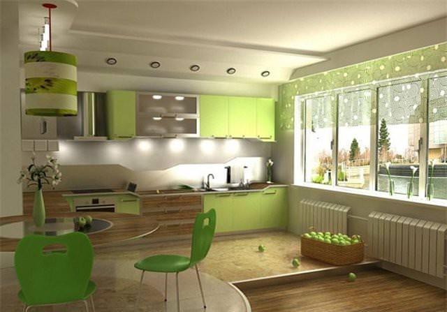 Подбираем освещение для рабочей зоны на кухне