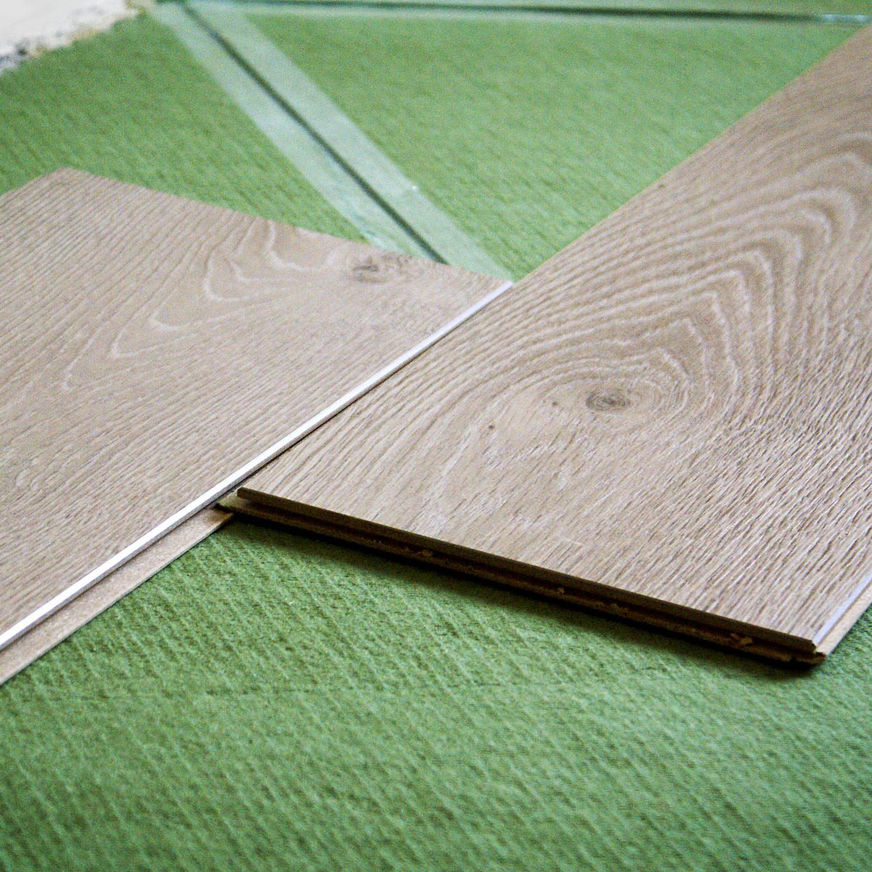 Подложка под ламинат — зачем она нужна и как ее использовать?