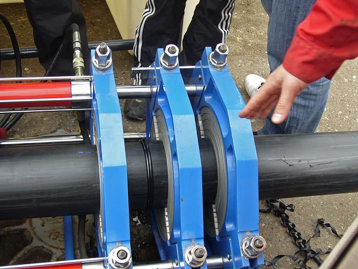 Пошаговая инструкция по пайке пластиковых труб