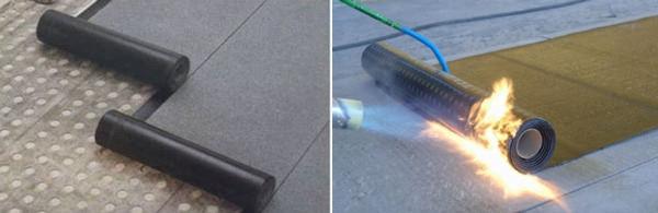 Пошаговая инструкция по покрытию крыши рубероидом