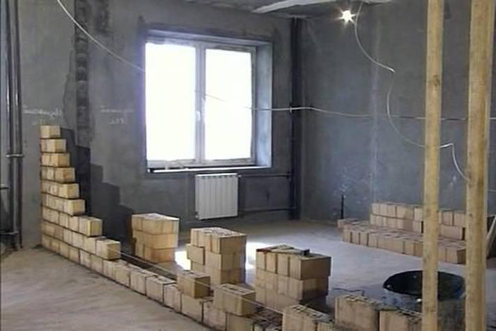 Последовательность ремонта в комнате своими руками