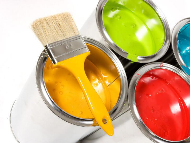 Правильно выбираем растворитель для краски