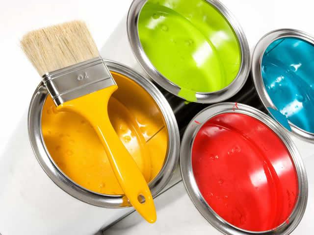 Правильный выбор краски для пола