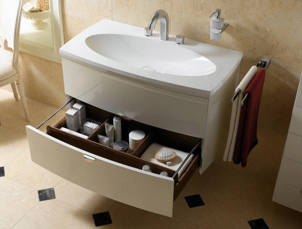 Правильный выбор раковины в ванную