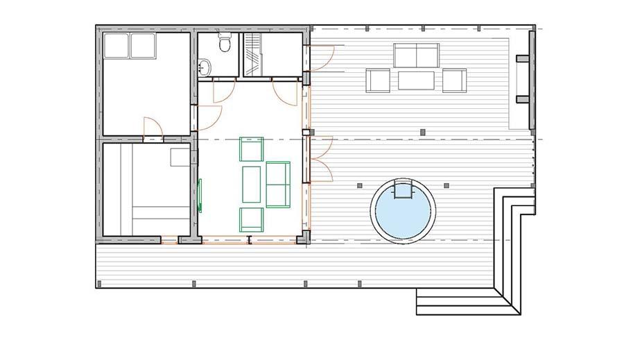 Преимущества выбора готового домокомплекта каркасного дома