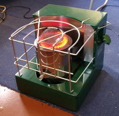 Применение чудо-печи на солярке