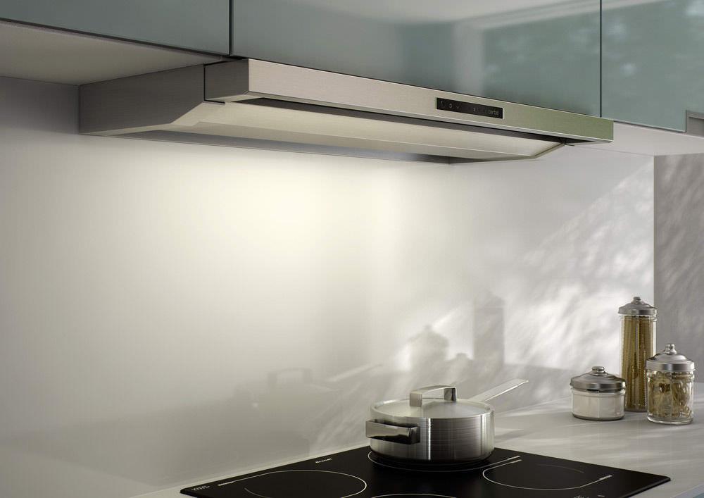 Расчёт оптимальной мощности кухонной вытяжки