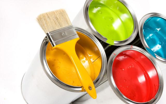 Разные способы быстро высушить краску
