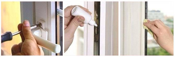 Регулируем окна пвх самостоятельно