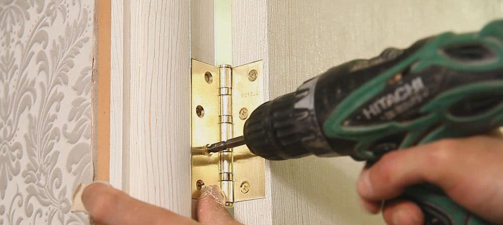 Рекомендации для правильного и надёжного навешивания дверей