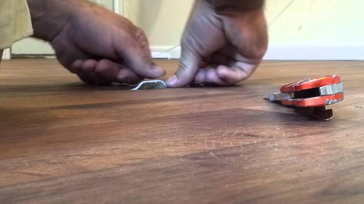 Ремонтируем деревянный пол в квартире