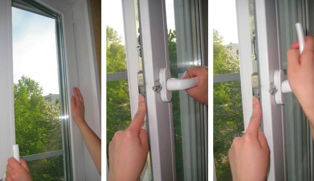 Ремонтируем механизм пластиковых окон своими руками
