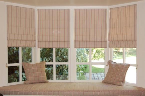 Римские шторы на фото: идеи вашего для интерьера
