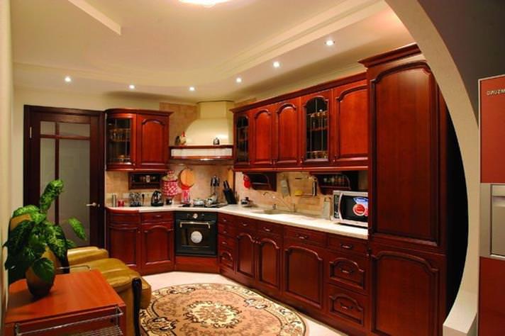С чего начать ремонт кухни?