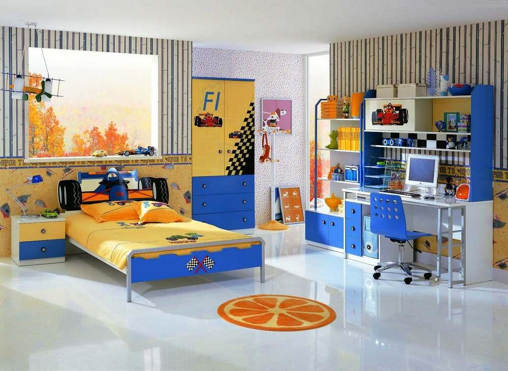 С чего следует начинать ремонт в детской комнате