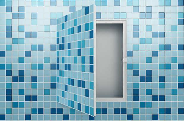 Сантехнические люки для ванной комнаты и туалета – типовые размеры