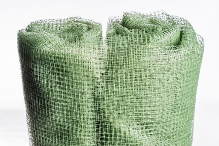 Сетка для лесов: особенности и область использования материала