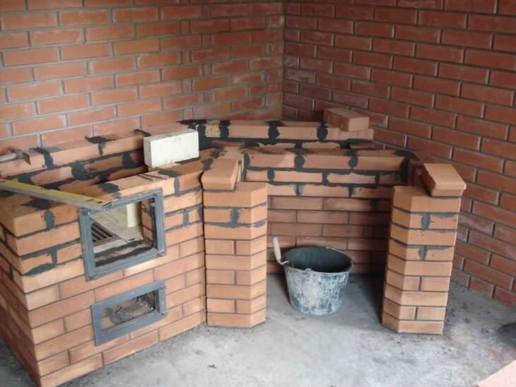 Шамотная глина для печей и поделок