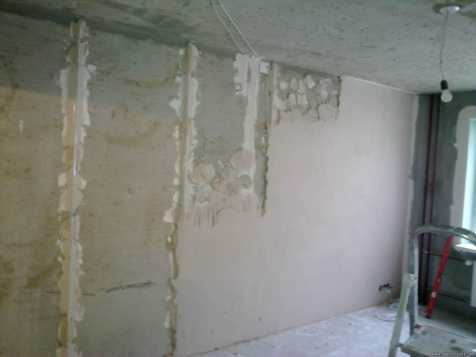 Шпаклевка стен под обои — зачем она нужна и как ее использовать?
