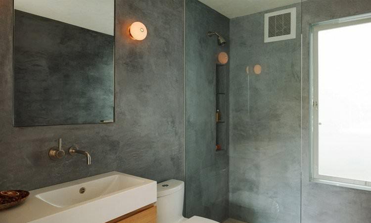 Штукатурка для ванной комнаты: советы по выбору
