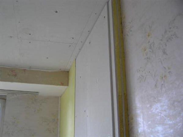 Шумоизолируем потолок в квартире под натяжной потолок