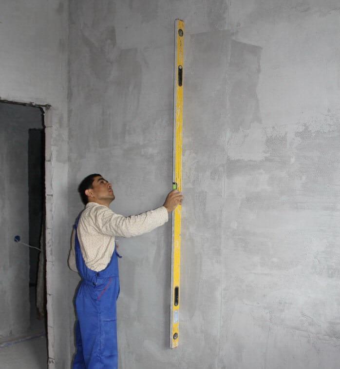 Сколько сохнет штукатурка зависит от поверхности и толщины слоя