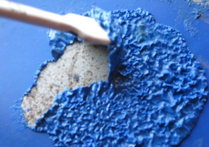 Смывка для старой краски и другие способы убрать ее с различных поверхностей
