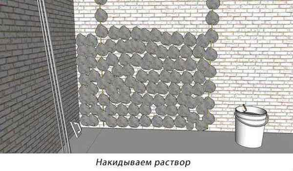 Состав цементно-песчаной штукатурки, инструкция по нанесению и расход