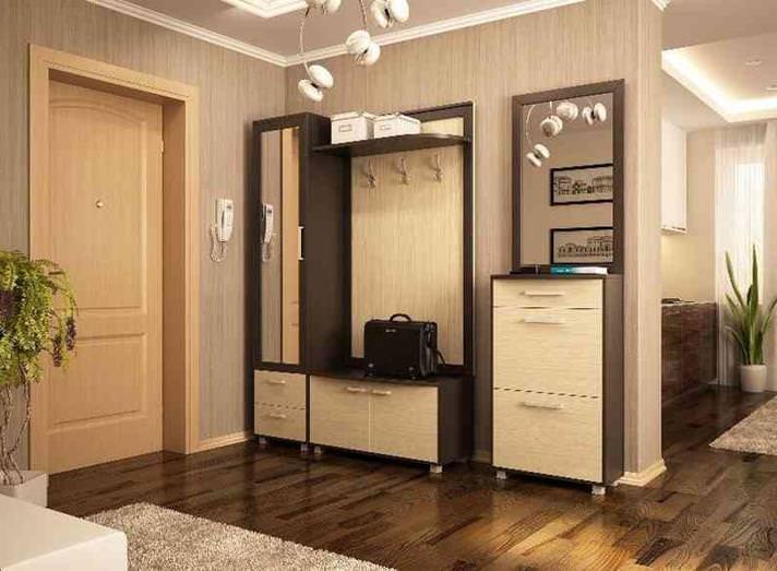 Советы по дизайну прихожей в малогабаритной квартире