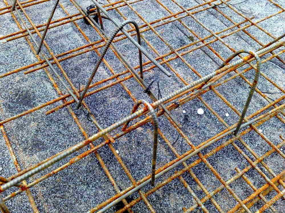 Создание бетонного потолка