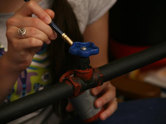 Способы очистки труб от ржавчины в домашних условиях