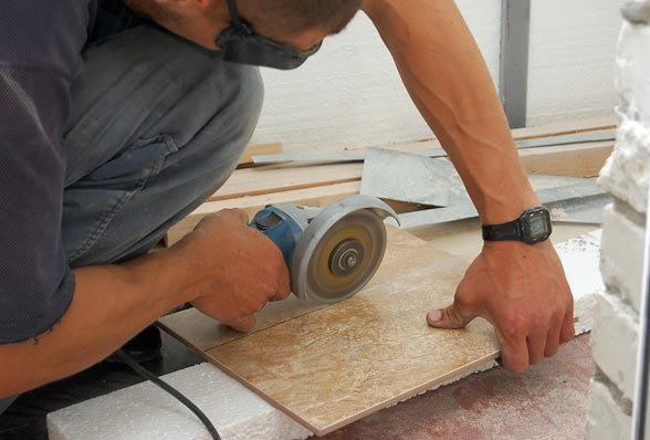 Способы резки керамической плитки в домашних условиях