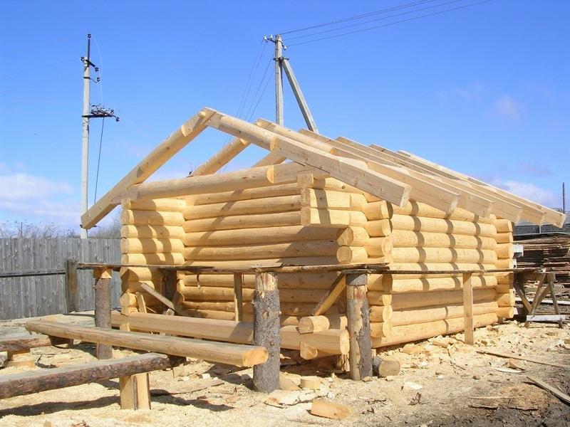Строительство бани своими руками: пошаговая инструкция