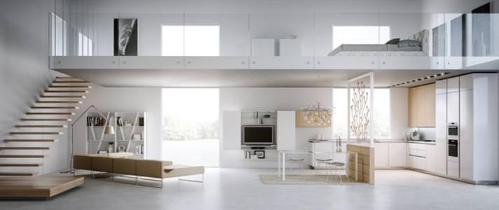 Свежие идеи по ремонту однокомнатной квартиры