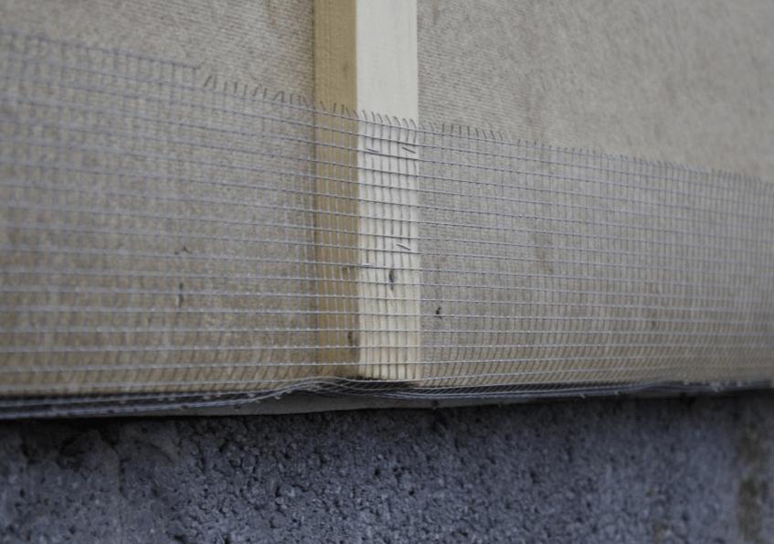 Такая разная фасадная сетка