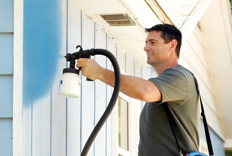 Технология окраски стен водоэмульсионной краской своими руками