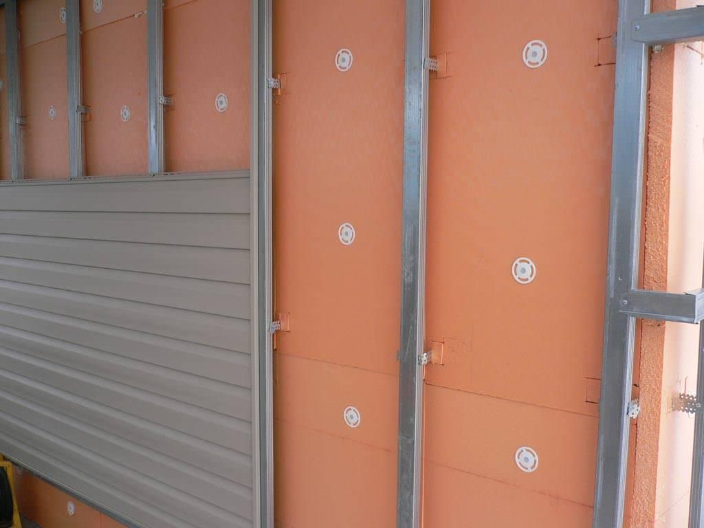 Технология утепления стен пеноплексом – практические рекомендации
