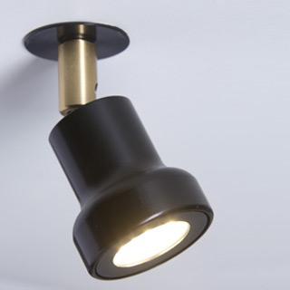 Точечные светильники для натяжных потолков: фото