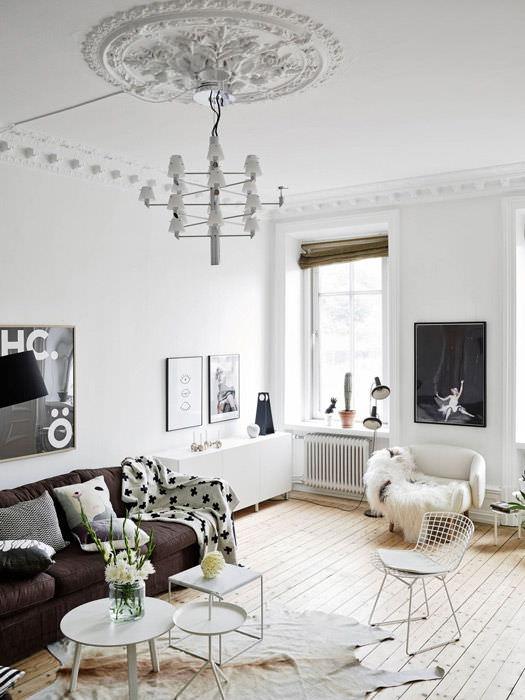 Тонкости скандинавского стиля в интерьере