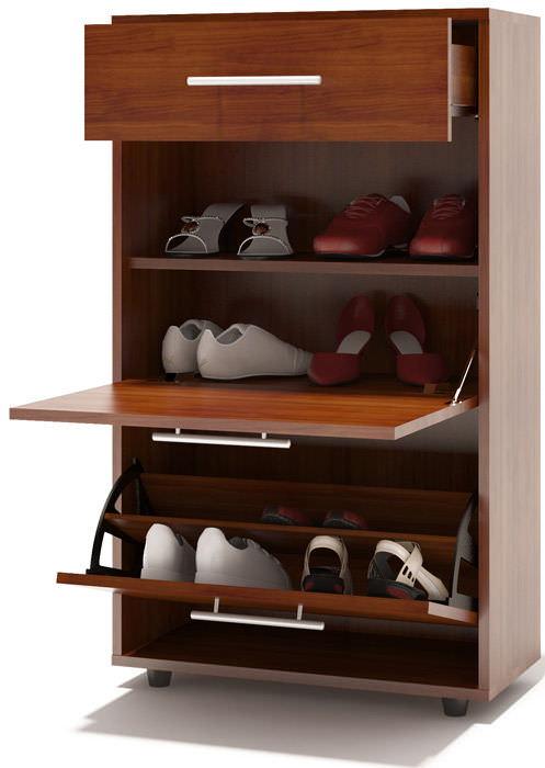 Тонкости выбора мебели в прихожую