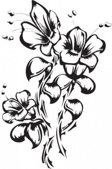 Трафареты для декора своими руками, шаблоны для вашего творчества