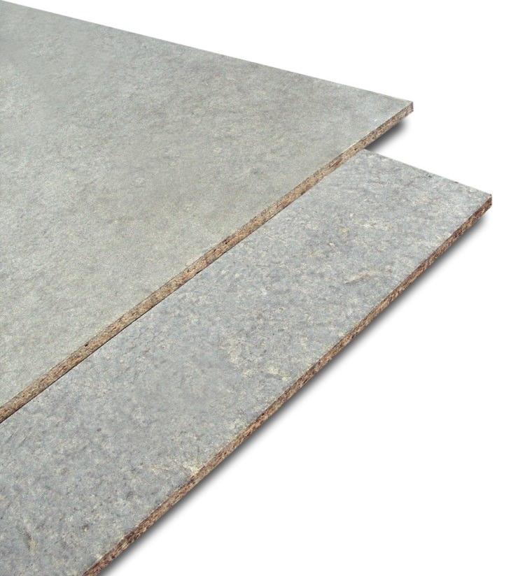 Уникальная по своим характеристикам цементно – стружечная плита