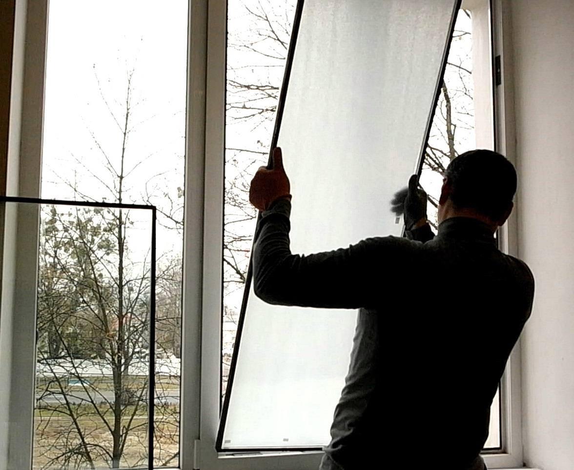 Устанавливаем отливы на пластиковые окна
